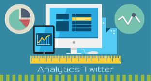 infografia twitter analytics
